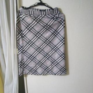 バーバリー(BURBERRY)のしばぽん様専用  バーバリースカート(ひざ丈スカート)