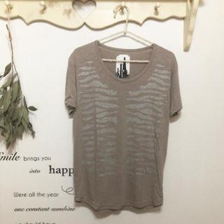 オキラク(OKIRAKU)のOKIRAKU Tシャツ オキラク(Tシャツ(半袖/袖なし))