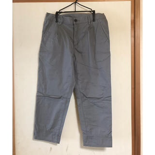 GU メンズパンツ(7分丈)