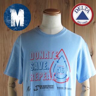 デルタ(DELTA)のD178/Mサイズ/DONATE. SAVE. REPEAT. Tシャツ(Tシャツ/カットソー(半袖/袖なし))