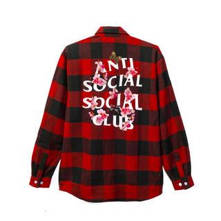 アンチ(ANTI)のアンチソーシャルソーシャルクラブ anti social social club(シャツ)