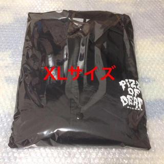 ハイスタンダード(HIGH!STANDARD)の完売品 PIZZA OF DEATH コーチジャケット XLサイズ(ミュージシャン)