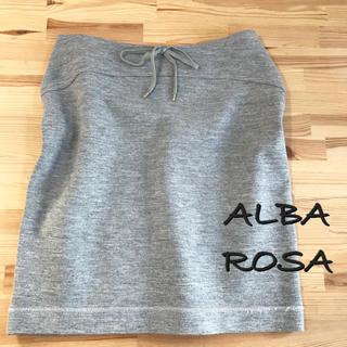 ALBA ROSA スカート