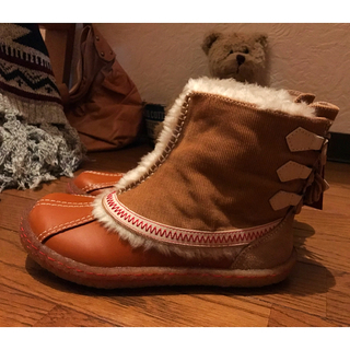 インディアン(Indian)のインディアンブーツ23、5センチ  US5 2分1(ブーツ)