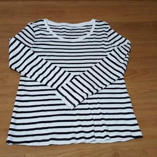 ジーユー(GU)のGU 長袖Tシャツ(Tシャツ(長袖/七分))