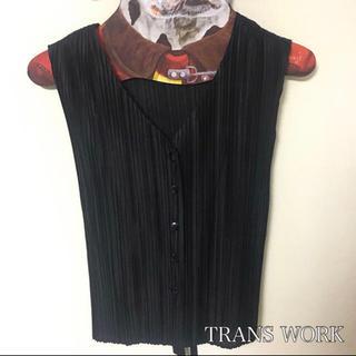 トランスワーク(TRANS WORK)のトランスワーク(シャツ/ブラウス(半袖/袖なし))