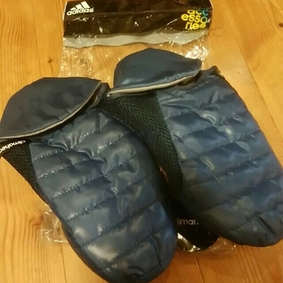 アディダス(adidas)の新品アディダス中綿ルームシューズL(スリッパ/ルームシューズ)