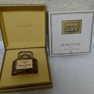 ジャンパトゥ(JEAN PATOU)のおまけ付き モテ香水【新品未使用】JOY (香水(女性用))