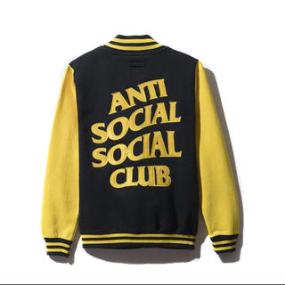アンチ(ANTI)の最安値 ANTI SOCIAL SOCIAL CLUB(スタジャン)