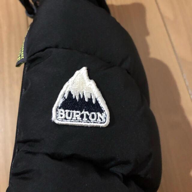 BURTON(バートン)の<美品>Burton ミトングローブ! スポーツ/アウトドアのスノーボード(ウエア/装備)の商品写真