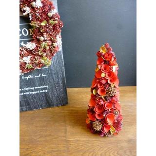 【クリスマス】木の実たっぷりのクリスマスツリー(その他)