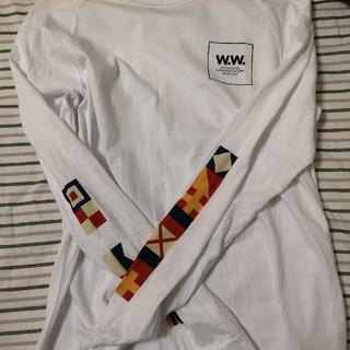 ウッドウッド(WOOD WOOD)のWood Wood Han longsleeve(Tシャツ/カットソー(七分/長袖))