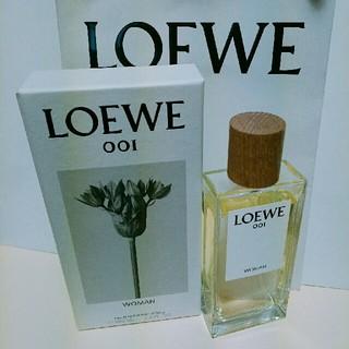 ロエベ(LOEWE)のロエベ LOEWE 香水 001 WOMAN 100ml(香水(女性用))