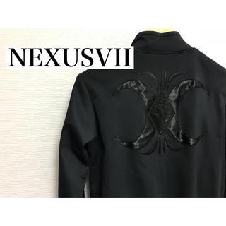 ネクサスセブン(NEXUSVII)のNEXUSVII トラックジャケット デカロゴ(その他)