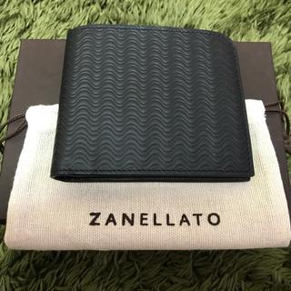 ザネラート(ZANELLATO)の写真のみ ZANELLATO 二つ折り 財布 メンズ(折り財布)