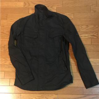 エービーエックス(abx)のミリタリージャケット ブラック abx (ミリタリージャケット)