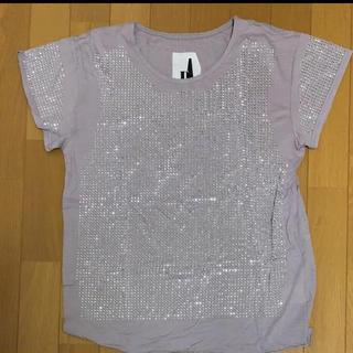 オキラク(OKIRAKU)のオキラク ラインストーンTシャツ(Tシャツ(半袖/袖なし))