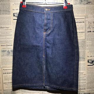 アールジーン(Earl Jean)のEARL JEAN アールジーン デニスカート (ひざ丈スカート)
