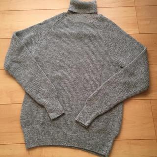ムジルシリョウヒン(MUJI (無印良品))の無印 ハイネックセーター(ニット/セーター)