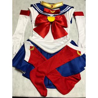 美少女戦士 セーラームーン 月野 うさぎ 新品 コスプレ衣装(衣装)