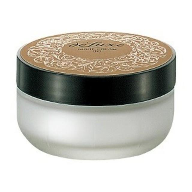 DELUXE(デラックス)のドルックス ナイトクリームしっとり2個 コスメ/美容のスキンケア/基礎化粧品(フェイスクリーム)の商品写真