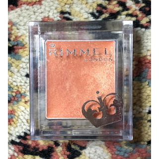 リンメル(RIMMEL)のリンメル  アイシャドウ オレンジ 009(アイシャドウ)
