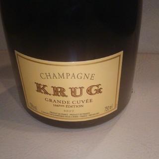 クリュッグ(Krug)のnagimom様専用(シャンパン/スパークリングワイン)