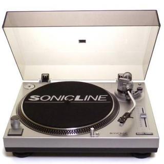 SONICLINE ターンテーブル SL-BDT / レコードプレイヤー 動作品(ターンテーブル)