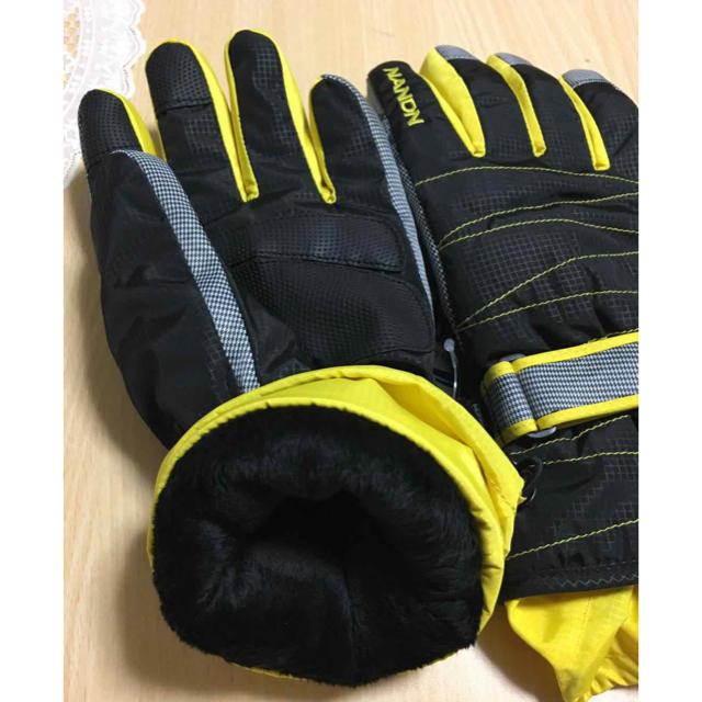 NANDN スノーボード グローブ 手袋 スキー 手袋 防寒 新品 送料無料 スポーツ/アウトドアのスノーボード(ウエア/装備)の商品写真