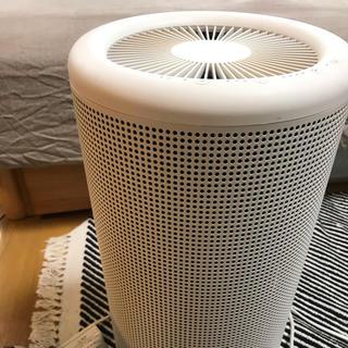 ムジルシリョウヒン(MUJI (無印良品))の無印良品 空気清浄機 予備フィルター付き(空気清浄器)