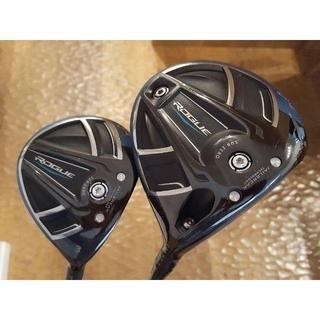キャロウェイゴルフ(Callaway Golf)のキャロウェイ ローグ サブゼロ  ドライバー&スプーン2本セット(クラブ)
