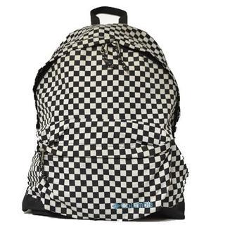 コロンビア(Columbia)の■columbia■Day pack rucksack black×white(バッグパック/リュック)