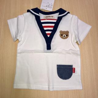 キムラタン(キムラタン)の【新品】キムラタン  ピッコロ Tシャツ 半袖 80(Tシャツ)