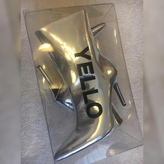 イエローブーツ(Yellow boots)のYELLO MIRROR SHORT XL ‼️入手困難‼️(ブーツ)
