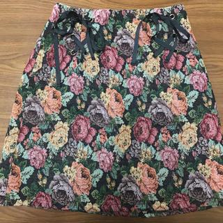 トルテ(TORTE)の台形スカート(ミニスカート)