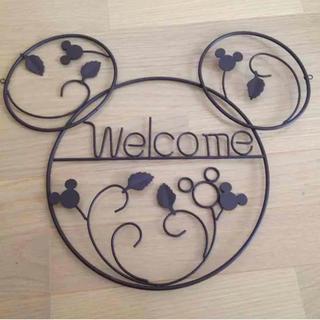 ディズニー(Disney)のウェルカムボード ミッキー(ウェルカムボード)
