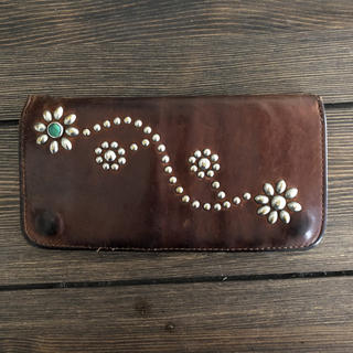 ハリウッドトレーディングカンパニー(HTC)のHTC Wallet ターコイズ 財布 スタンダードカリフォルニア スタカリ(長財布)