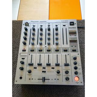 パイオニア(Pioneer)のPioneer DJM-600☆ワンオーナー美品(DJミキサー)