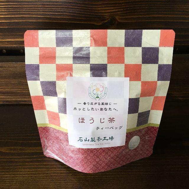 香り広がる茎ほうじ茶ティーバッグ 食品/飲料/酒の飲料(茶)の商品写真