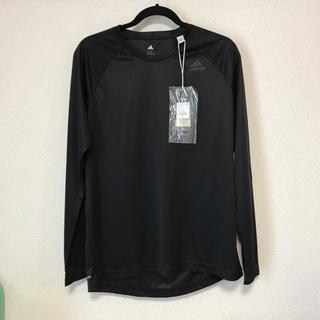 アディダス(adidas)の【美品】adidas 長袖Tシャツ(Tシャツ/カットソー(七分/長袖))