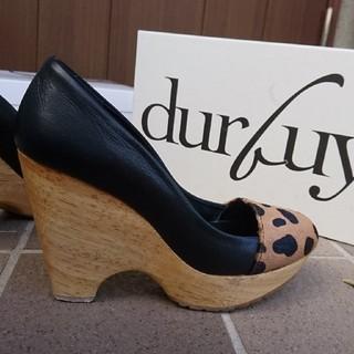 デュルブイ(durbuy)のdurbuy(ハイヒール/パンプス)
