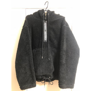 ディスカバード(DISCOVERED)のDISCOVERED Hooded boa pullover(パーカー)