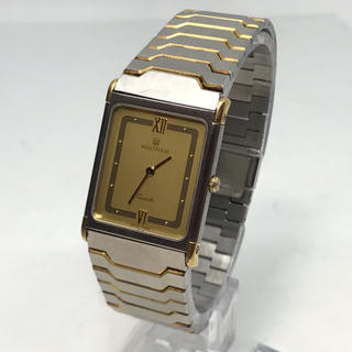 ウォルサム(Waltham)のT31 ウォルサム スイス メンズクォーツ ビンテージ(腕時計(アナログ))