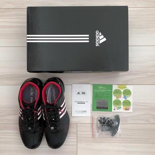 アディダス(adidas)のアディダス☆ゴルフシューズ レディース 23.0(シューズ)