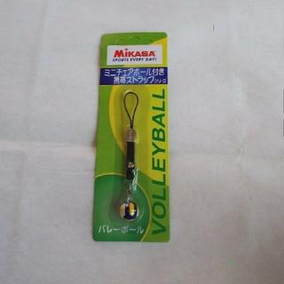 ミカサ(MIKASA)のバレーボール ミカサ ストラップ 新品未使用(バレーボール)