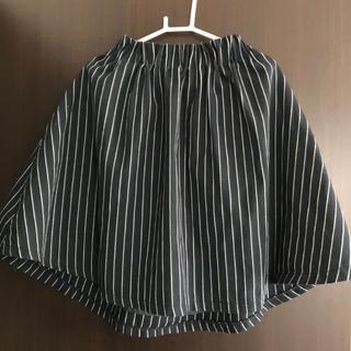 ローリーズファーム(LOWRYS FARM)のLOWRYSFARM ストライプスカート(ミニスカート)