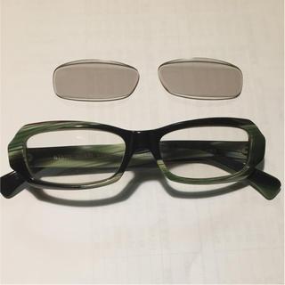アランミクリ(alanmikli)のレア メガネ 眼鏡 アランミクリ(サングラス/メガネ)