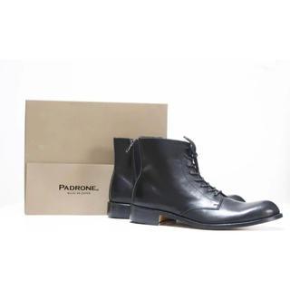 パドローネ(PADRONE)の箱付き新品 PADRONE(パドローネ) サイドジップブーツ(ブーツ)