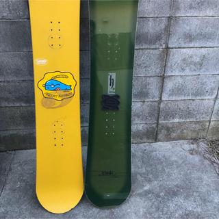 バートン(BURTON)のスノーボード 板(ボード)