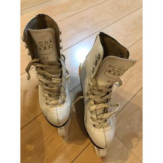 フィギュアスケート靴 サンエス(ウインタースポーツ)